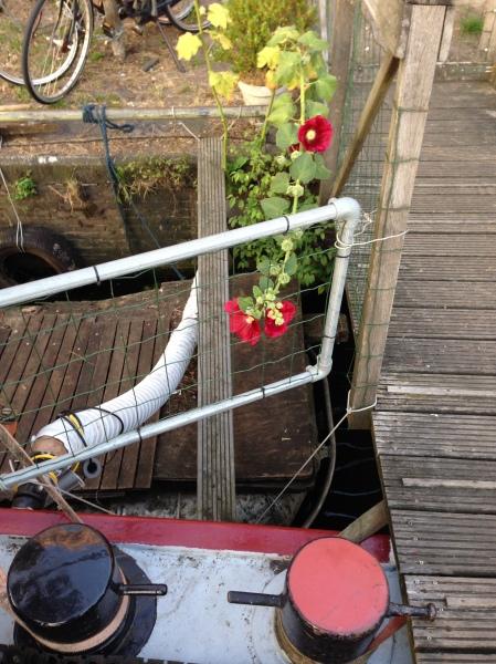 Houseboat-Plank