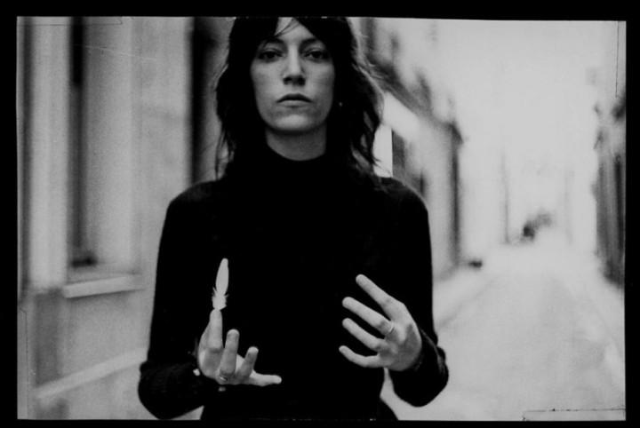 Patti Smith, Paris 1969, LINDA SMITH BIANUCCI