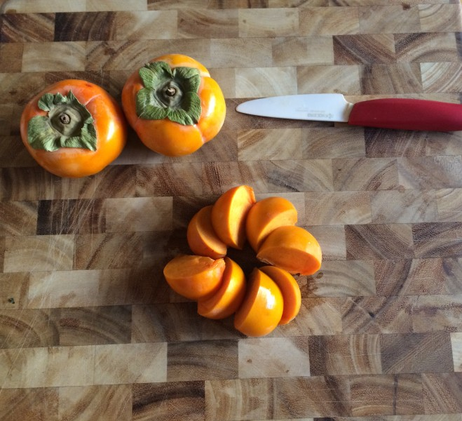 persimmon-recipe