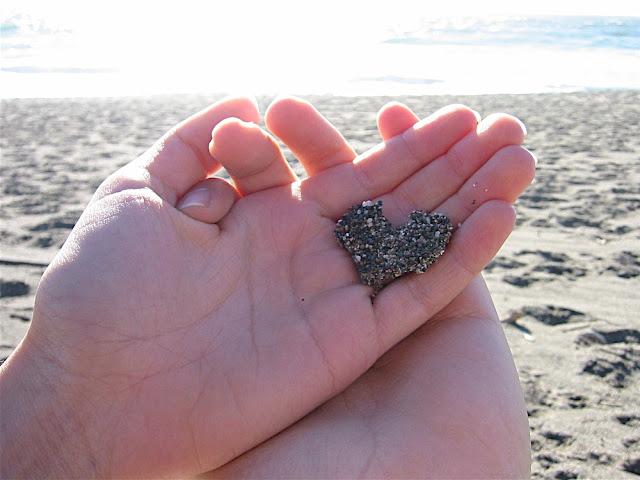 heart-ocean