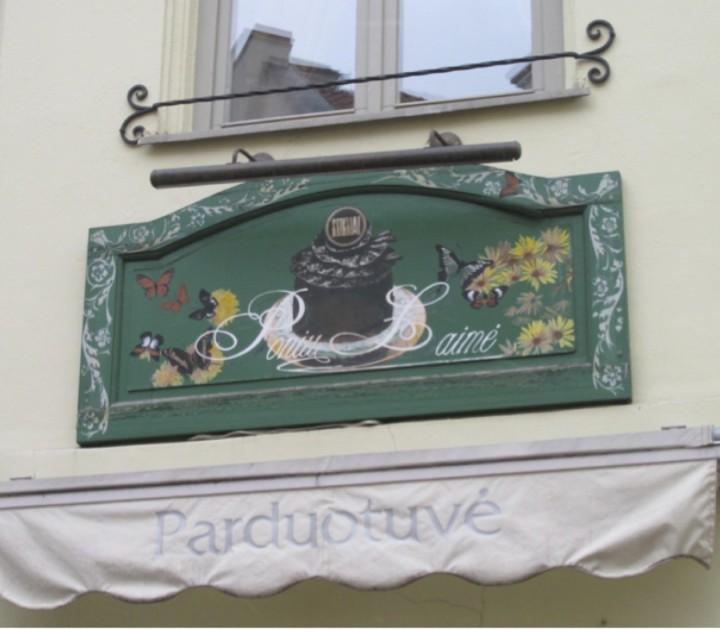 Poniu-Laime-Vilnius