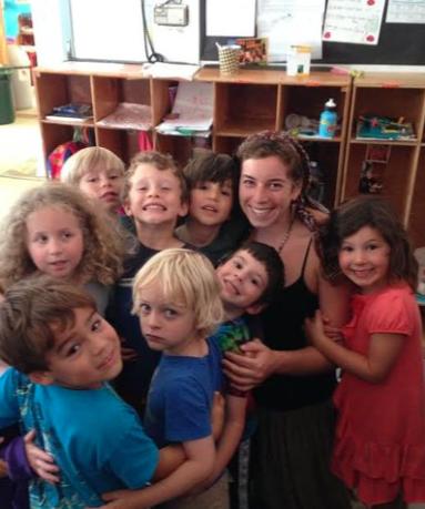 preschool-hug