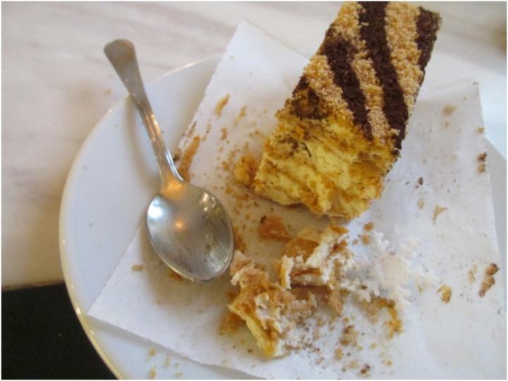 Vilnius-Napoleon-Cake