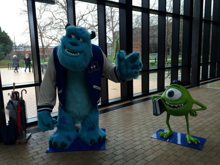 Sulley-Pixar