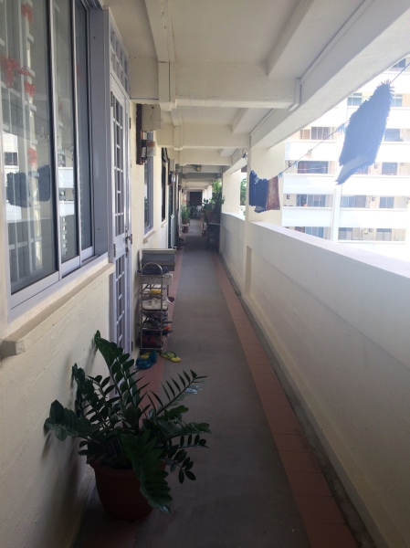 HDB-hallway