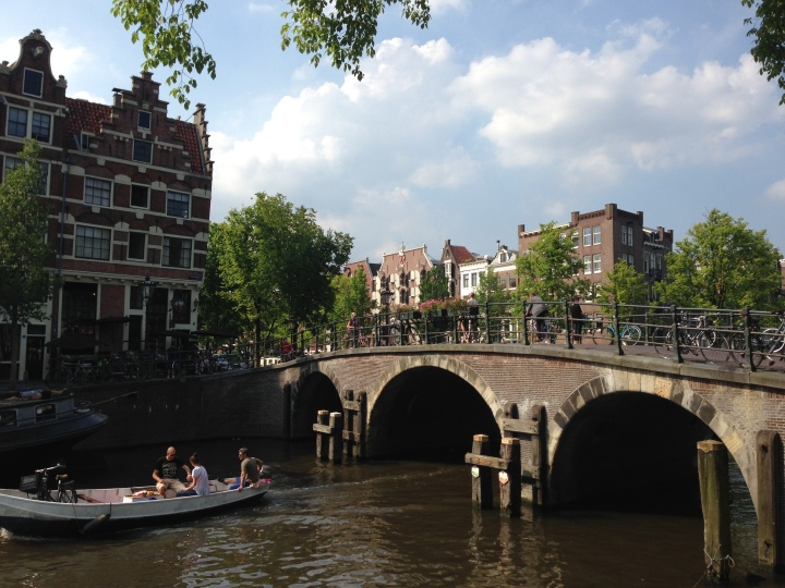 Amsterdam-clouds