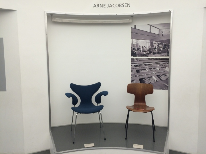 Arne-Jacobsen-chairs