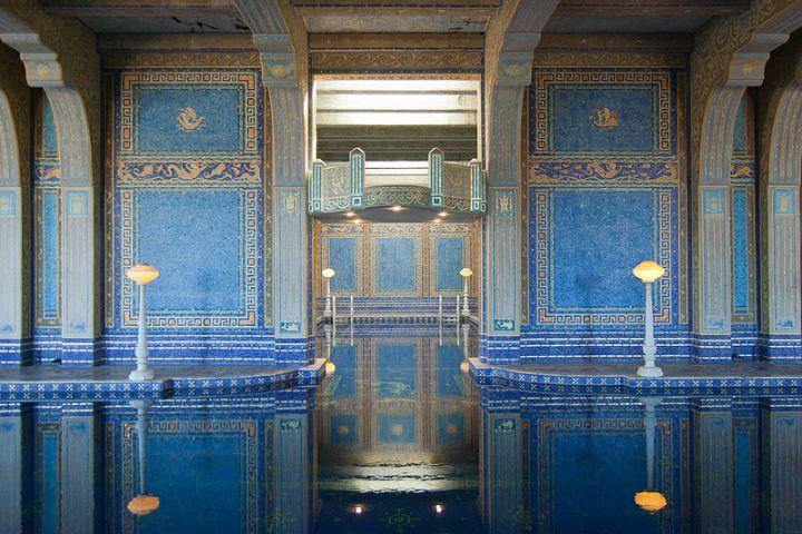 Hearst-Castle-Pool