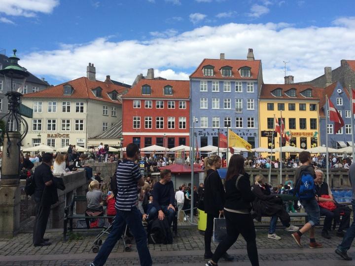 Nyhavn-Copenhagen