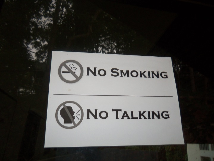 No-Talking