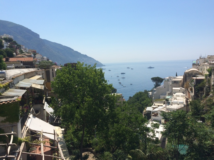 Positano-morning