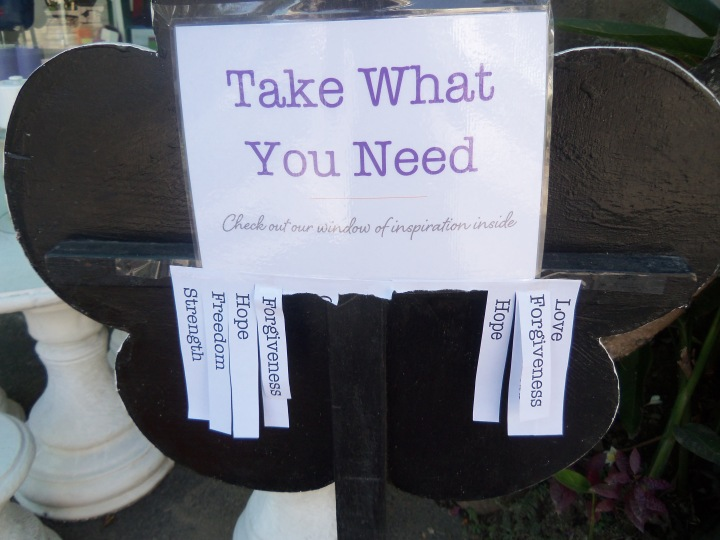 Take-What-You-Need