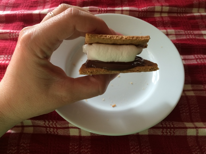 homemade-s'mores